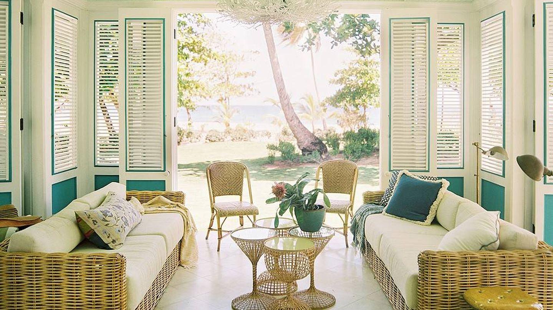 El Playa Grande Beach Club está decorado con elementos 'vintage' y artesanía local