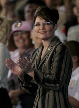 Foto: Sarah Palin se gasta 150.000 dólares en ropa