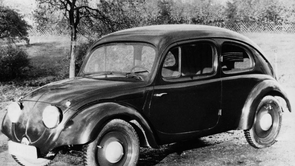 Foto: Volkswagen Escarabajo, 70 años de leyenda