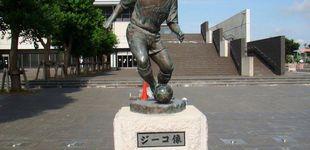 Post de Kashima Antlers, el equipo que  se hizo grande gracias al 'espíritu de Zico'