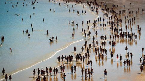 Las provincias en las que ir a la playa (y poner la toalla) es más seguro frente al coronavirus