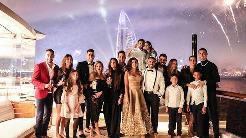 Cristiano en Dubai, Carbonero en la playa y Ricky Martin, papá de nuevo: fin de año VIP