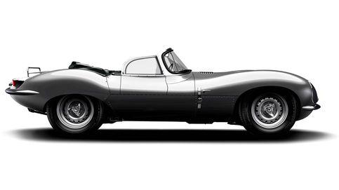 El Jaguar de Steve McQueen