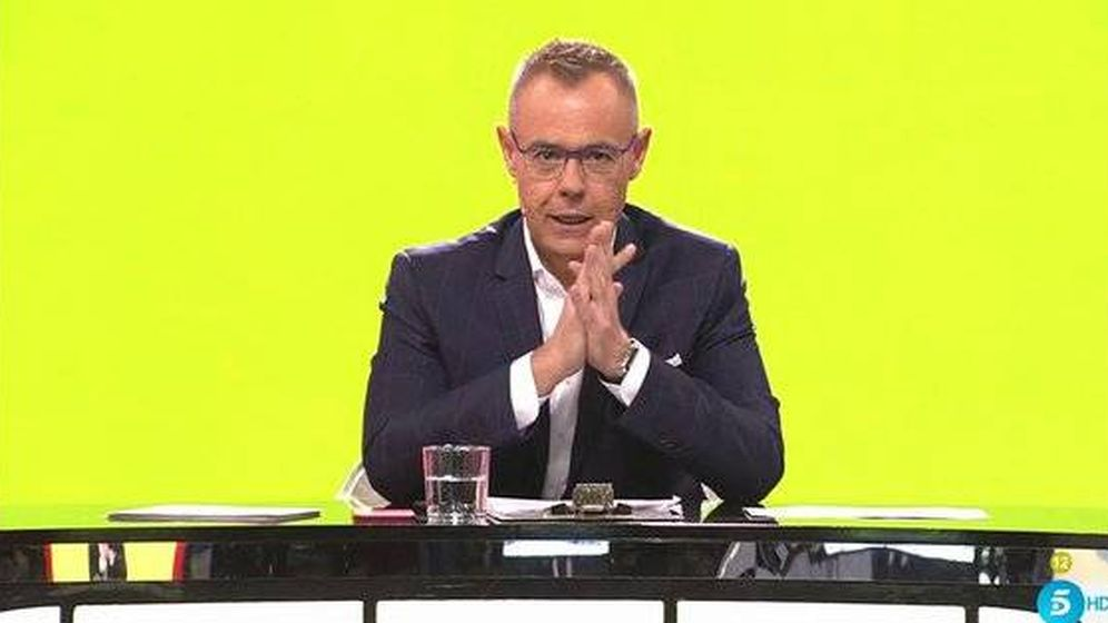 Foto: Jordi González, presentador de 'Mad in Spain'.