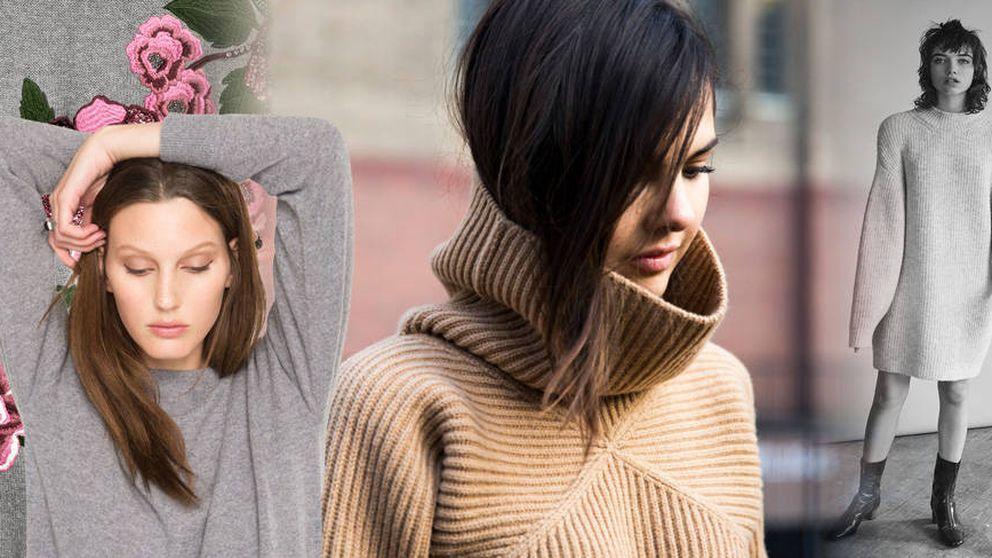 Estos son los mejores jerséis de la temporada para afrontar la bajada de temperaturas
