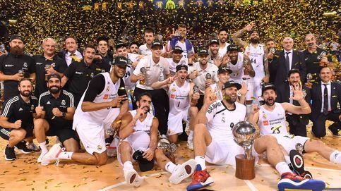El Real Madrid conquista la ACB tras ganar al Barcelona en su casa