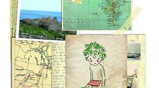 Los cuadernos de campo del niño ecologista Salvador Tierra, el nuevo Principito