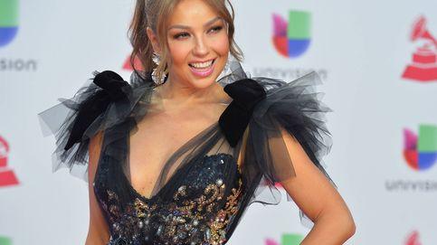 """""""¿Están ahí, mis vidas?"""": Thalía, espectacular al natural y sin maquillaje"""