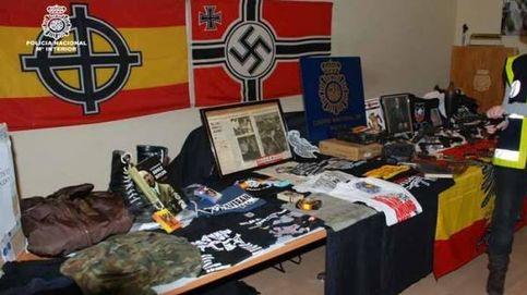 El Fichaje, el neonazi que aparece en todos los sumarios sangrientos