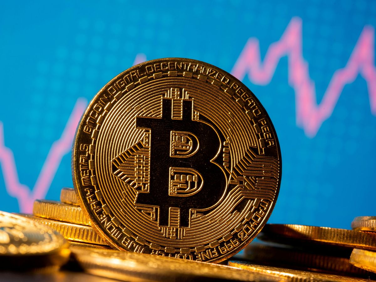Foto: Bitcoin. (Reuters)