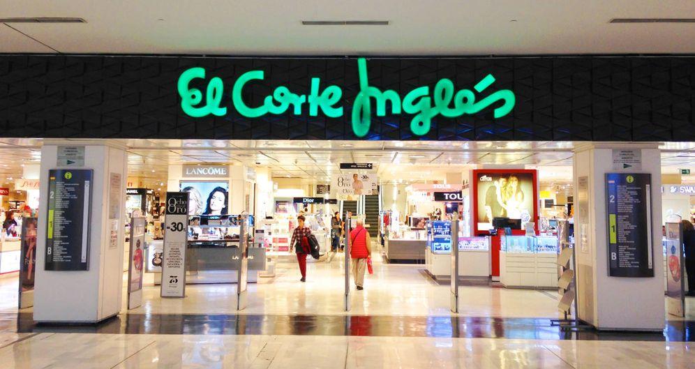 Foto: Un centro de El Corte Inglés.