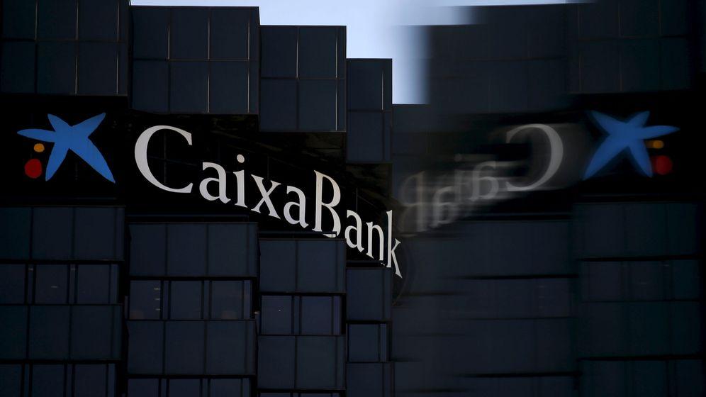 Foto: La sede de Caixabank en Barcelona. (Reuters)
