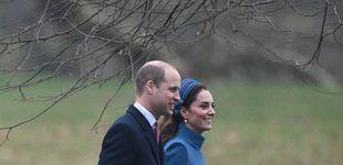 Post de Kate Middleton brilla sin Meghan y recupera un abrigo premamá