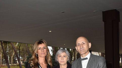 Begoña Gómez, la presencia más institucional en el último adiós a Elio Berhanyer