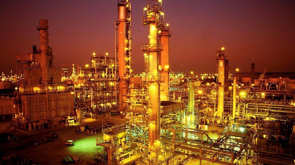 Foto: Imagen de una planta química (Imagen cedida)