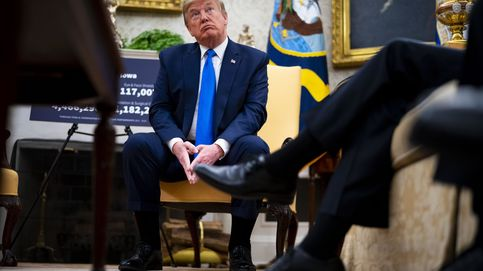 Un asistente personal de Trump da positivo en coronavirus y este vuelve a dar negativo