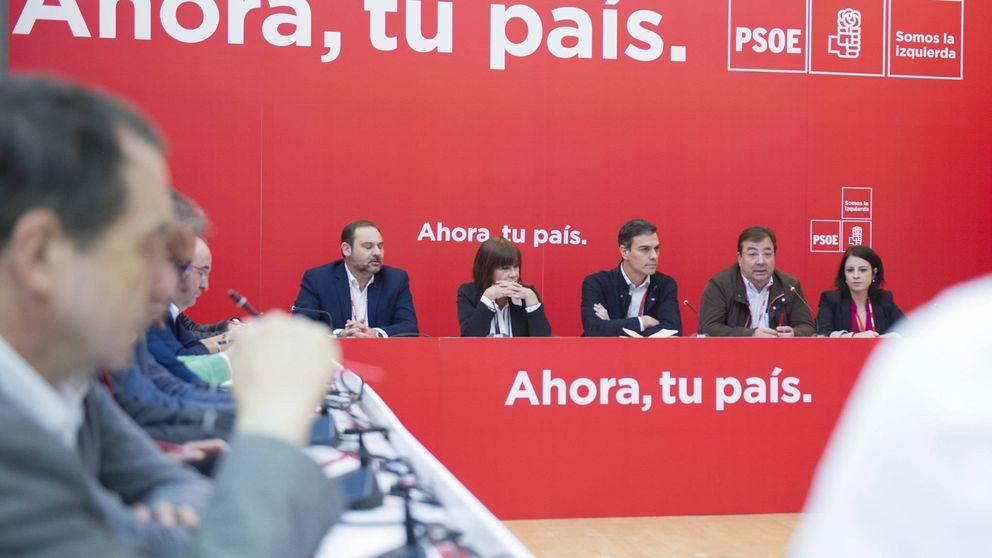Sánchez reúne a sus barones el lunes por primera vez desde que llegó a Moncloa