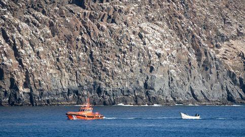 Hallan el cuerpo del desaparecido en un accidente en la cueva del Tancón (Tenerife)