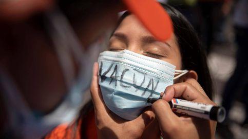 Gremios de salud y sectores opositores en Venezuela exigen vacunación contra el coronavirus