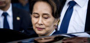 Post de La Nobel de la Paz Suu Kyi defiende los actos del Ejército birmano contra los rohinyás