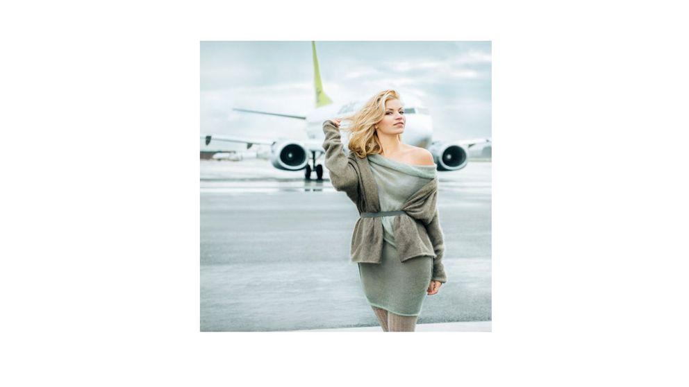 Así es el calendario 2016 de las azafatas de Air Baltic