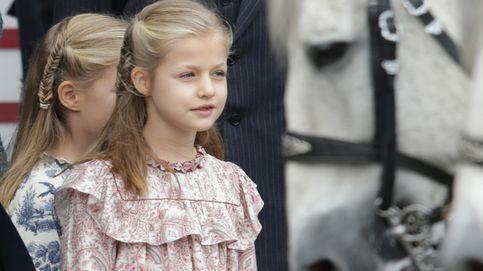 La Princesa rompe con la tradición de las comuniones en la familia Borbón