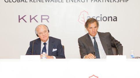 Acciona entierra su 'yieldco' y baraja fusionar sus renovables con las de KKR
