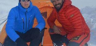 Post de La montaña asesina o el desagradable nuevo reto de Alex Txikon