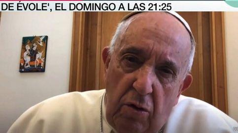 Jordi Évole, sobre el Papa Francisco: Es una voz autorizada para la reflexión