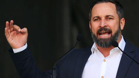 Caricato, no sirves ni para difamar: Santiago Abascal carga contra Albert Rivera