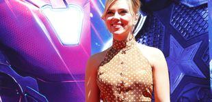 Post de Scarlett Johansson: