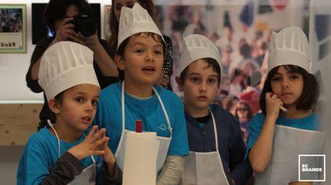 La iniciativa de Danone para que los niños se alimenten mejor