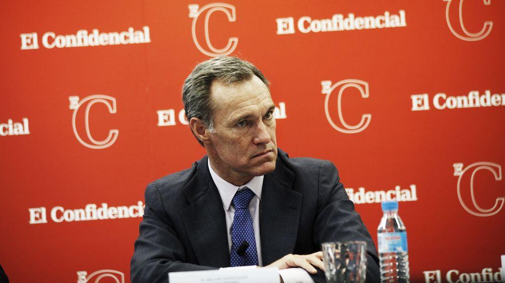 Foto: El consejero delegado de Atresmedia, Silvio González (E. Villarino).