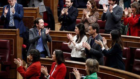 Los cargos de Podemos en el Gobierno se blindan manteniendo el acta de diputado