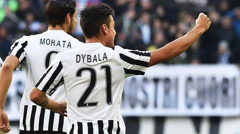 La Juventus ya es segunda, pero Morata sigue siendo una sombra de sí mismo