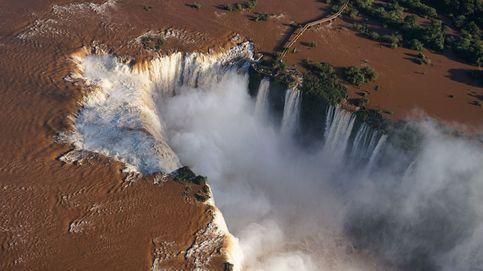 Las cataratas de Iguazú se recuperan después de la sequía