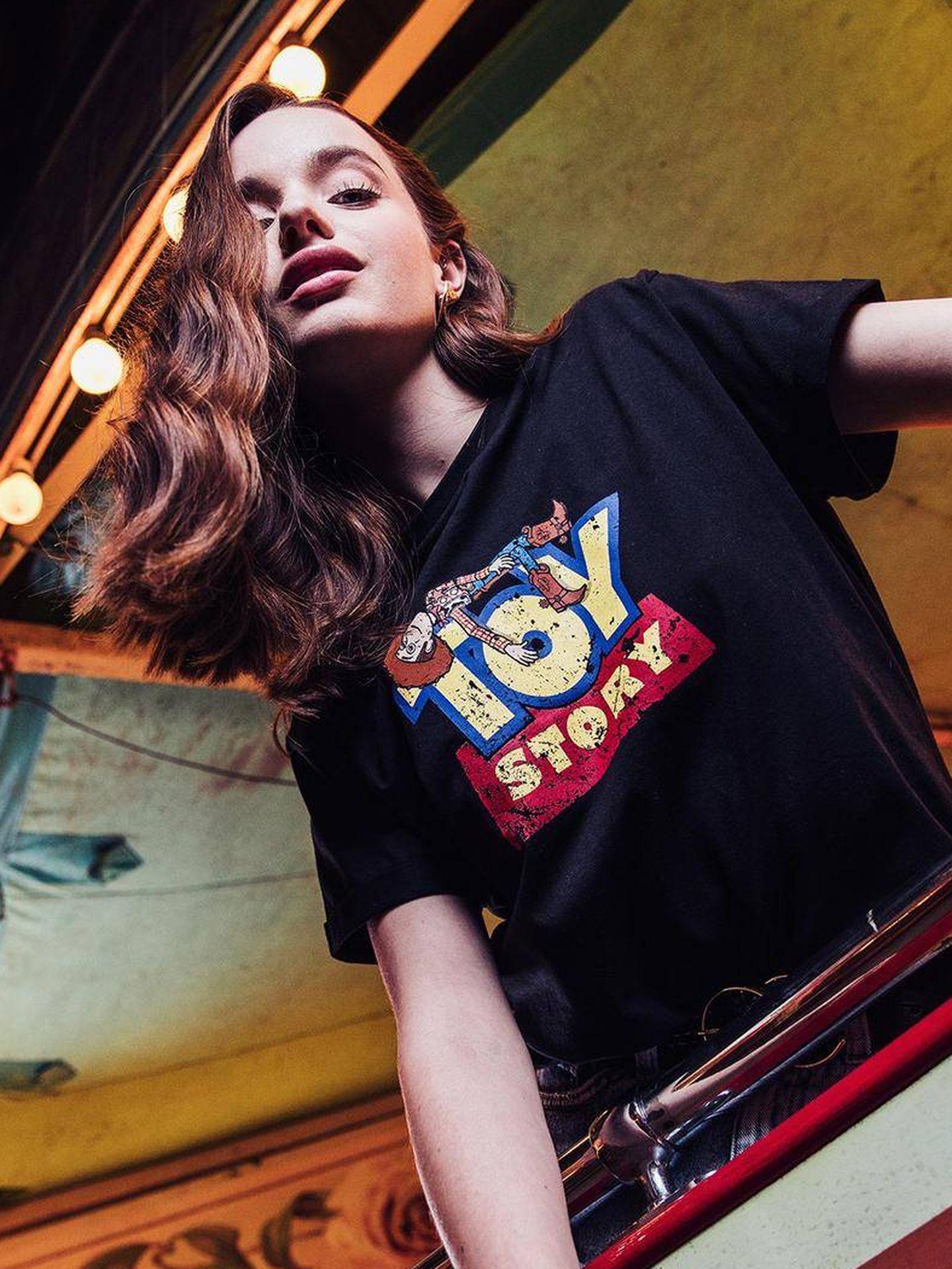 Camiseta de 'Toy Story', de Primark (10€).