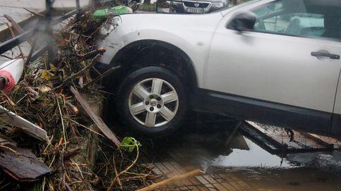 Elsa deja tres muertos en el noroeste, dos en Portugal, y numerosos daños