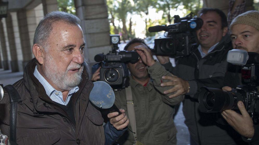 Foto: El exprimer teniente de alcalde de IU en el Ayuntamiento de Sevilla Antonio Rodrigo Torrijos. (Efe)