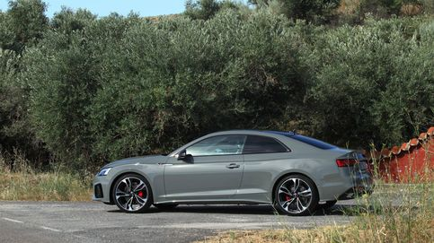 Audi A5 Coupé, ideal para parejas viajeras