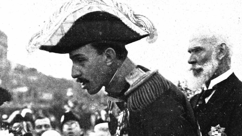 Alfonso XIII, en 1923. (EFE)