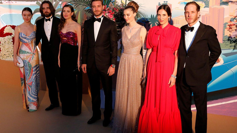 Tatiana con los pendientes de Grace Kelly. (Reuters)