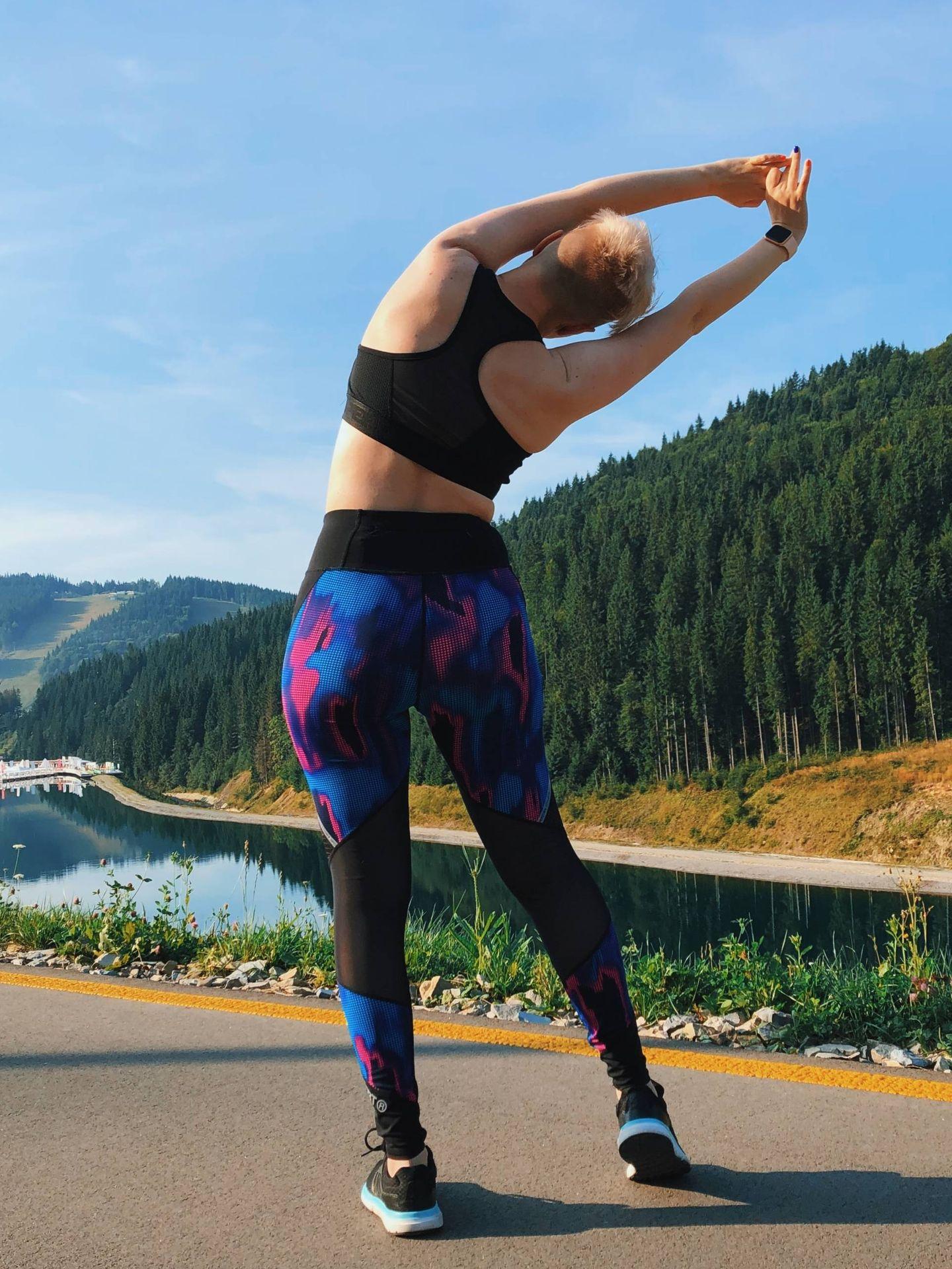 También puedes entrenar desde casa. (Daria Volkova para Unsplash)