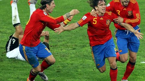 España necesita al honorable Puyol, con galones y el mejor amigo de Piqué