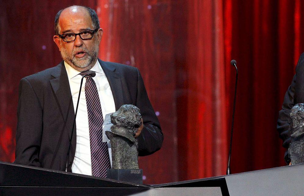Foto: Reyes Abades, en la edición de los Goya de 2011. (EFE)
