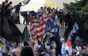 A favor o contra Morsi, todos contra Obama