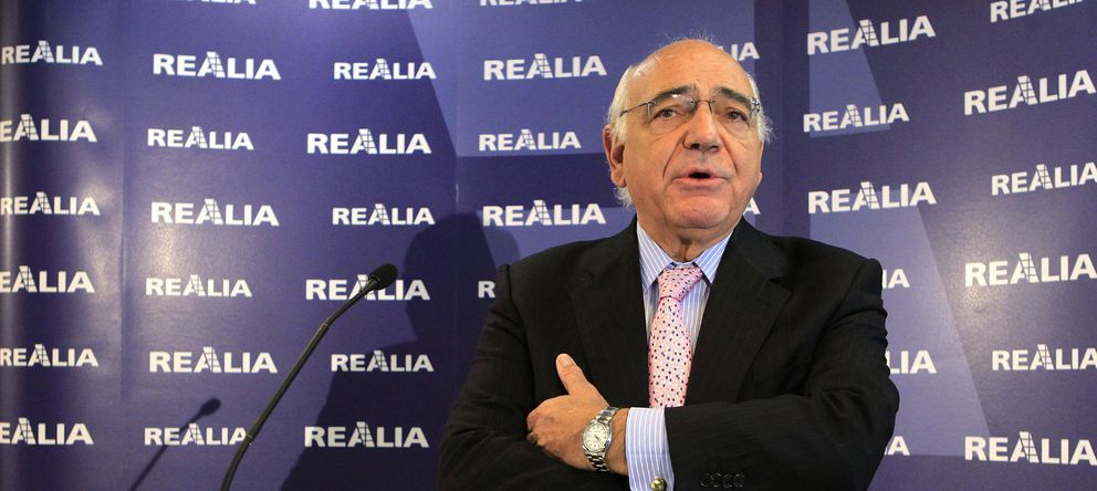 Foto: El presidente de Realia, Ignacio Bayón