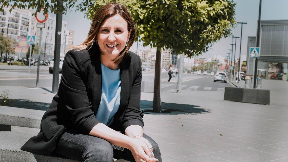 Foto: María José Catalá, candidata a la alcaldía de Valencia. (Bikus)