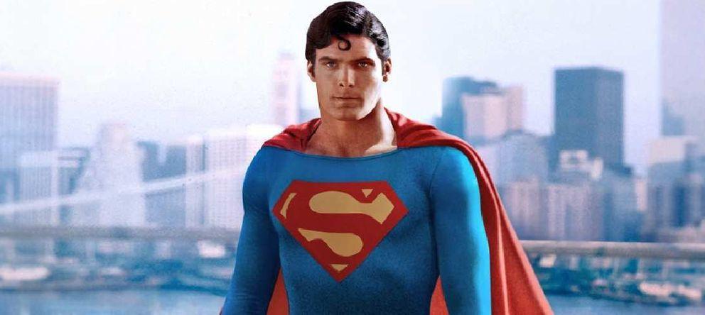 Foto: Christopher Reeve en Superman