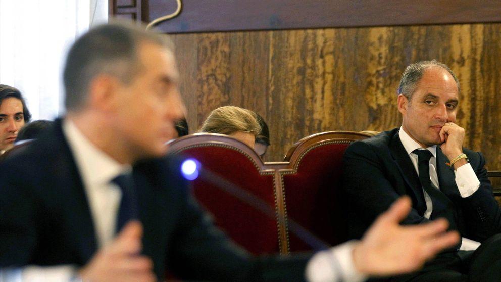 El PP de Camps aportó 3,4 millones de euros a la 'caja B' de Correa